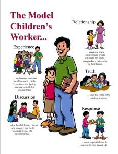 EGM Model Children's Worker has been proven to work in cross-cultural ministry