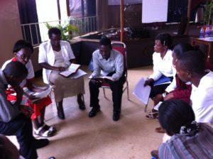 Teaching the Bible in cross-cultural ministry - Uganda