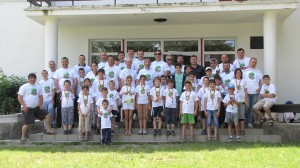 Father and Children Camp