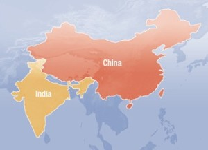 Fishers of men in China and India