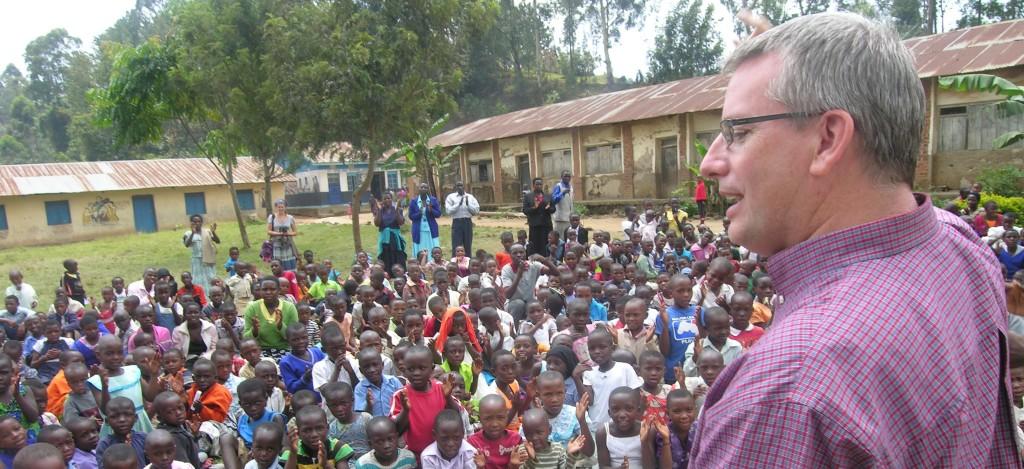 Joe in Africa - Enduring Treasure Ministries