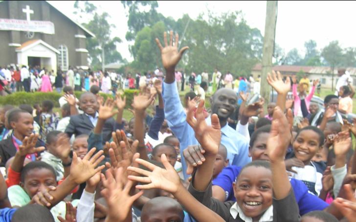 Reaching Children in Uganda 3