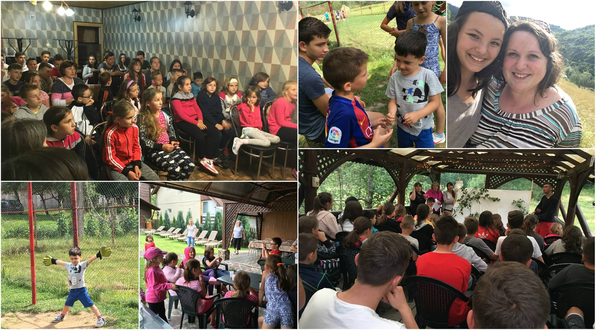EGM Summer Camp in Romania