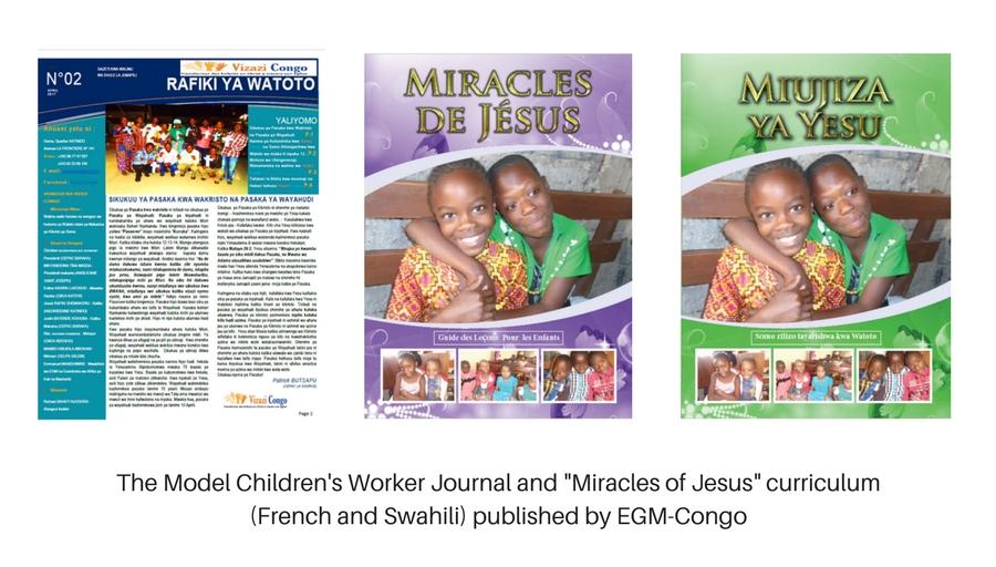 Bible Resources Congo