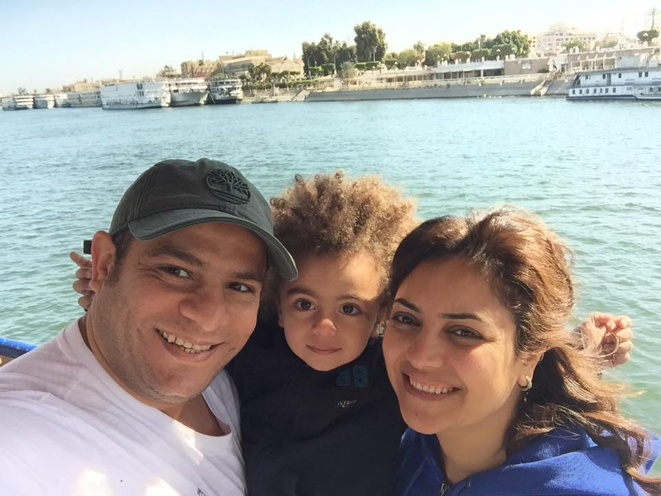 Mikhaiel Family