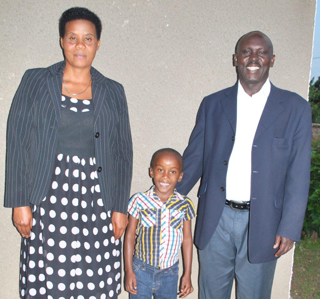 David's family photo