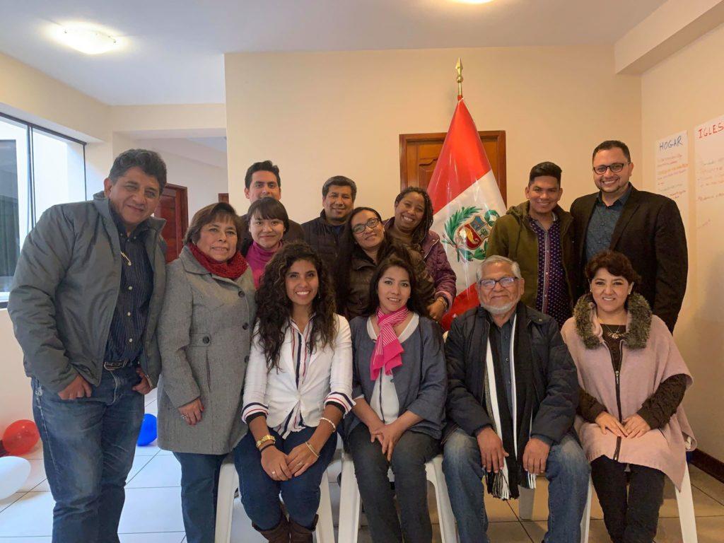 EGM Peru