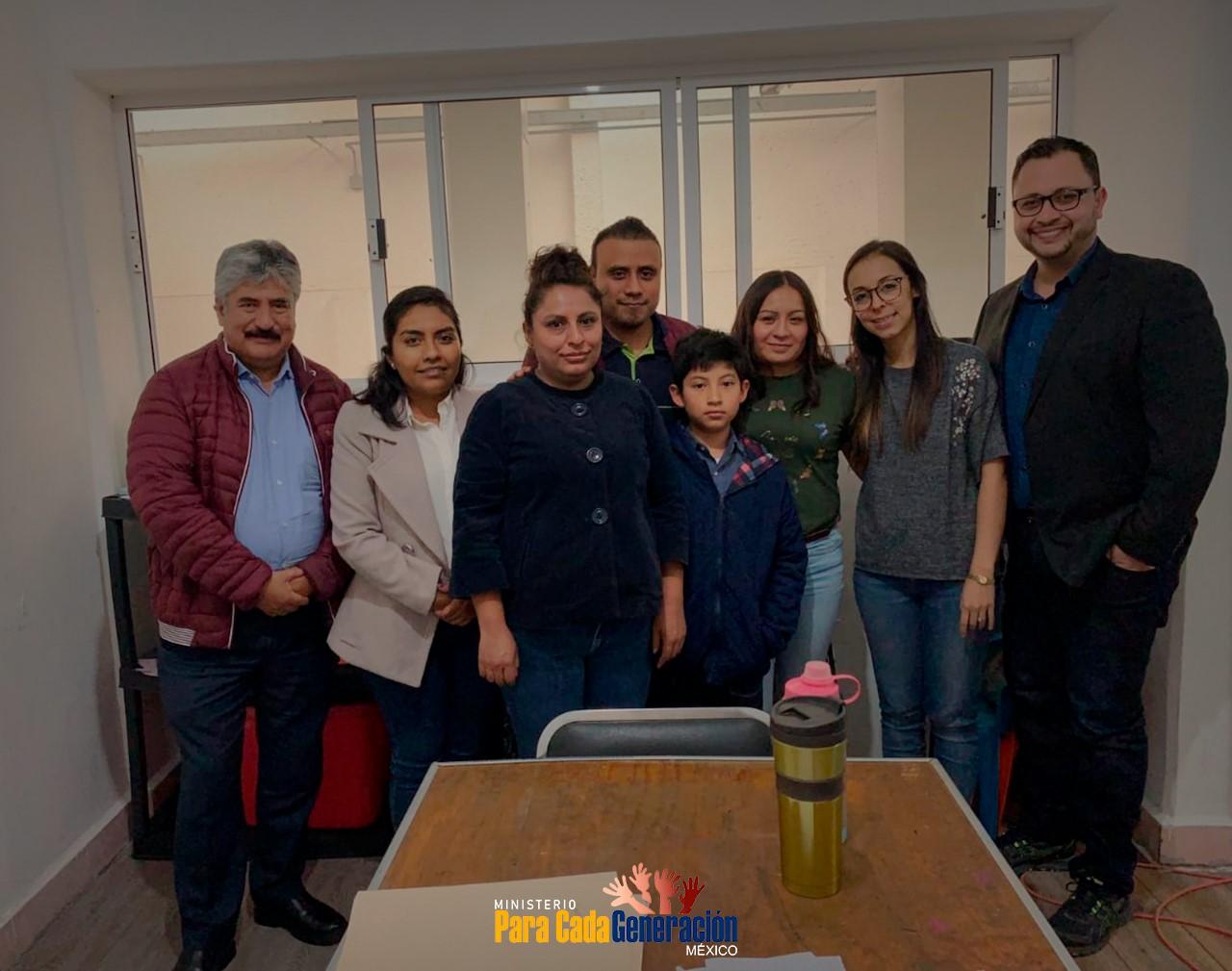 EGM Mexico Board